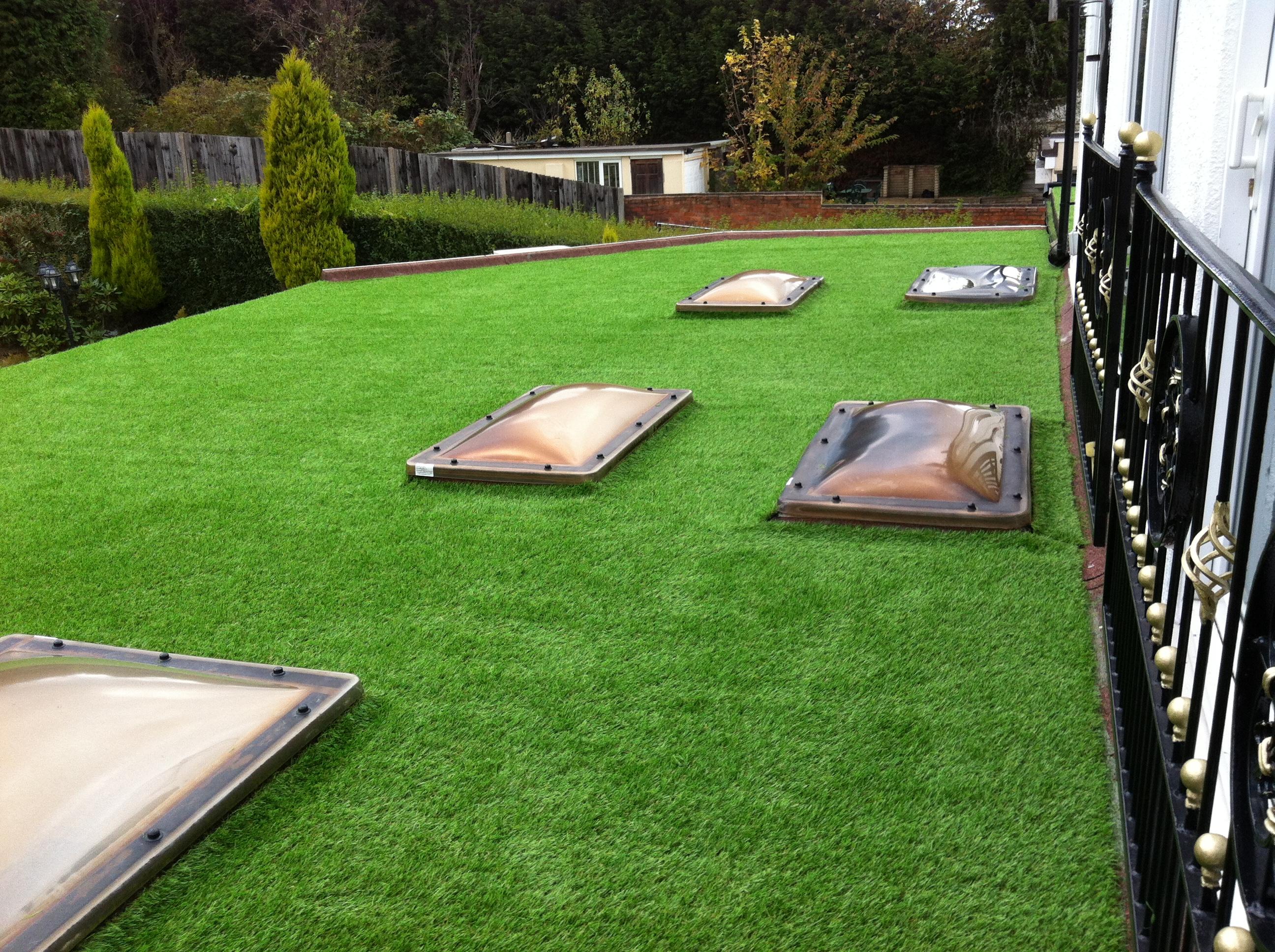 Artificial Grass For Scott Arms Dental Practice